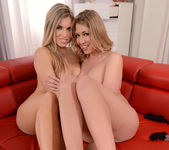 Eva Parcker & Lexi Lowe - Hot Legs and Feet 16