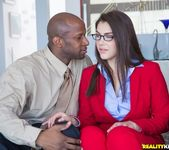 Mischa Brooks & Valentina Nappi - Group Grabbing 2