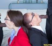Mischa Brooks & Valentina Nappi - Group Grabbing 6