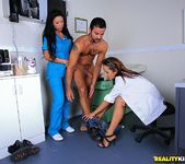 Mason Moore, Mulani Rivera - The Nurses Know - CFNM Secret 9