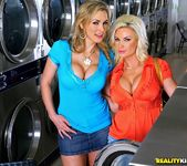 Tanya Tate and Diamond Foxxx - Taking Turns - CFNM Secret 2