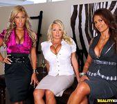 Bridgette B, Monique Fuentes & Rachel Love - CFNM Secret 2