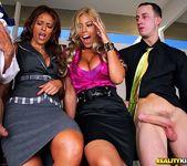 Bridgette B, Monique Fuentes & Rachel Love - CFNM Secret 6