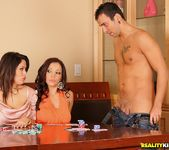 Sienna West & Francesca Le - Two For One - CFNM Secret 4