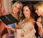 Brianna Beach, Alana Evans, Francesca Le - Having Fun - CFNM 10