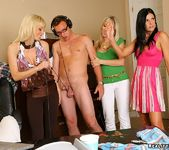 Alana Evans, Holly Sampson, India Summer - CFNM Secret 6