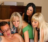 Alana Evans, Holly Sampson, India Summer - CFNM Secret 12