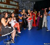 Darryl Hanah, Alana Evans & Francesca Le - Sexy Costumes 3