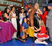 Darryl Hanah, Alana Evans & Francesca Le - Sexy Costumes 8
