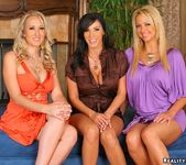 Veronica Rayne, Brianna Beach, Alana Evans - The Hot Spot 2