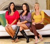 Holly West, Alana Evans & Veronica Rayne - Cum Cravers 2