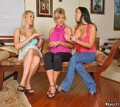 Veronica Rayne, Alana Evans & Nikki Sexx - CFNM Secret 2