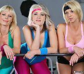 Kimberly Kane, Brianna Beach, Holly Sampson - CFNM Secret 2