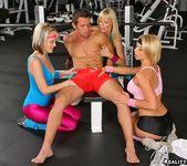 Kimberly Kane, Brianna Beach, Holly Sampson - CFNM Secret 8