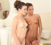 Amirah Adara & Tiffany Doll - All Wet - Euro Sex Parties 5