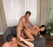 Kira Queen & Hanna Montada - Double Duty - Euro Sex Parties 10