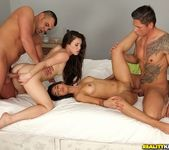 Ria Rodrigez, Tiffany Doll - Team Players - Euro Sex Parties 10