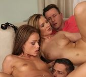 Angel Snow, Sophie Lynx - More Than Good - Euro Sex Parties 9