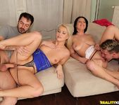 Klaudia Hot, Linda - Balls And Sex - Euro Sex Parties 8