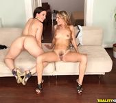 Leyla Black & Daphnee Lecerf - Euro Sex Parties 3
