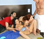 Abelia And Geena Gain - Double Magic - Euro Sex Parties 8