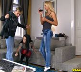 Ivana Sugar, Izabella Clark - Rear View - Euro Sex Parties 6