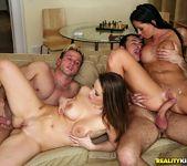 Larissa Dee, Nicole Sweet - Double Dicking 12