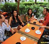 Melissa Ria, Rihanna Samuel - Euro Sex Parties 6