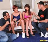 Eliska Cross & Graziella Diamond - Fun Games 5