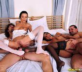 Lou Charmelle, Shalina Devine - Euro Sex Parties 11