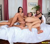 Baby Sky, Bailey & Kendra - Euro Sex Parties 12