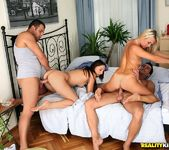 Kitty Cat & Joanne - Kitty's Curves - Euro Sex Parties 11