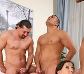 Linda Ray - Foursome On - Euro Sex Parties 12