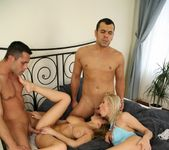 Steliana & Donna Bell - Ass Target - Euro Sex Parties 12