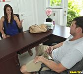 Ashley Storm - Taken By Storm - First Time Auditions 2