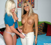 Jocelyn Jayden, Carmel Moore - First Time Auditions 4