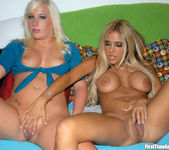 Jocelyn Jayden, Carmel Moore - First Time Auditions 6