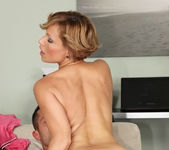 Szilvia Lauren - Euro Bush - Hot Bush 9