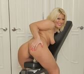 Heather Huntley - Training Her Hair - Hot Bush 2