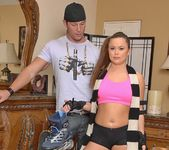 Kaci Starr - Lovely Cherry - Hot Bush 6