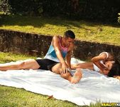 Kamilla - Fuckable Yoga - Mike In Brazil 5