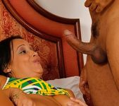 Darlene - Deliciously Thick - Mike In Brazil 6