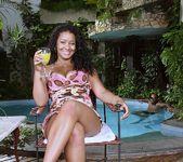 Priscila Fernandes - Frisky Poolside - Mike In Brazil 5