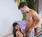 Milena Fernandes - Hot Pants - Mike In Brazil 8