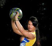 Dani Lopes - Sexy Striker - Mike In Brazil 4