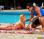 Jenifer - Oiled And Stuffed - Mike In Brazil 7