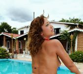 Sabrina Ferrari - Poolside Feel - Mike In Brazil 5