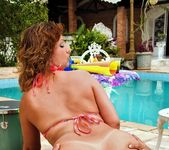 Sabrina Ferrari - Poolside Feel - Mike In Brazil 9