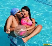 Emanuelle - Poolside Frolic - Mike In Brazil 7