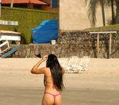 Silvia Sabatiny - Spotting Booty - Mike In Brazil 2